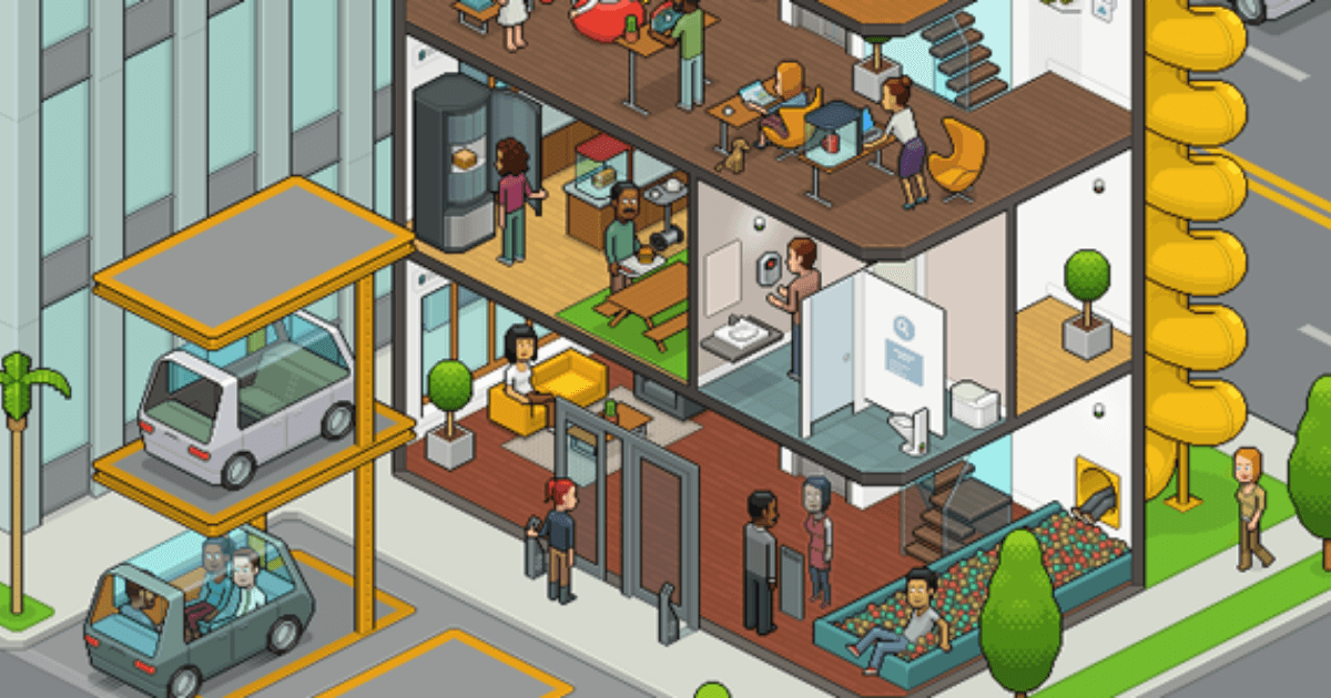 What will your office look like in 2030?