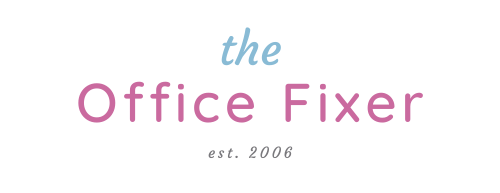 The Office Fixer